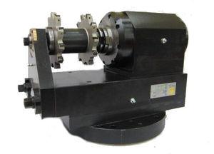single-axis milling head