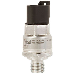 harsh environment pressure sensor