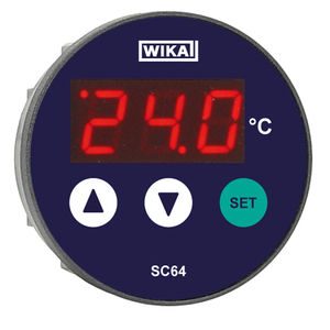 digital temperature controller / thermoelectric / industrial / for refrigeration