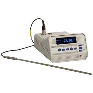 Pt100 thermometer / digital / stationary / precision