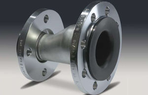 hydraulic adapter / reducing / for pipes / flange