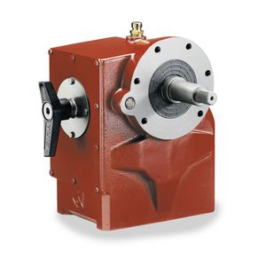 helical gear reducer / right angle / 200 - 500 Nm / 500 - 1000 Nm