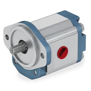 hydraulic gear pump / low-noise / aluminum
