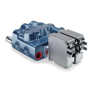 monobloc hydraulic directional control valve