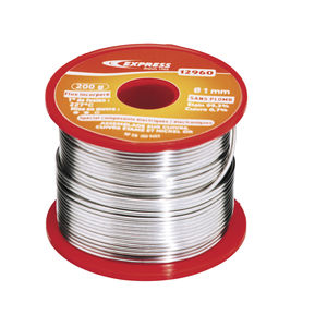 tin wire / weld-on