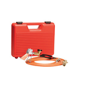 soldering iron with hose / with pressure regulator / roof tile