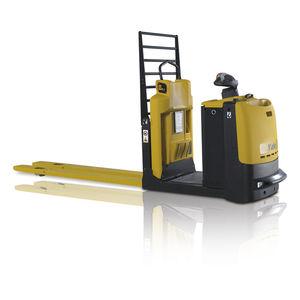 electric order-picker / horizontal / low-level