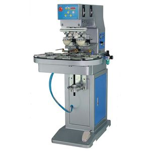 pad printing machine with closed ink cup