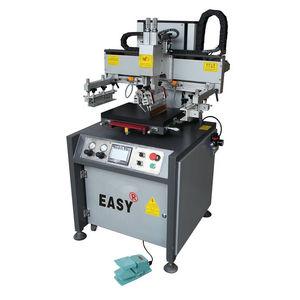 automatic screen printing machine / servo-driven / multi-color / for electronics