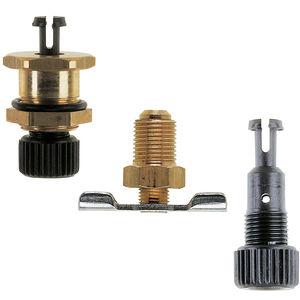 plug valve / manual / purge / drain