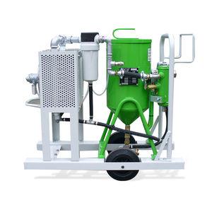 Pressure sandblasting machine - All industrial manufacturers - Videos
