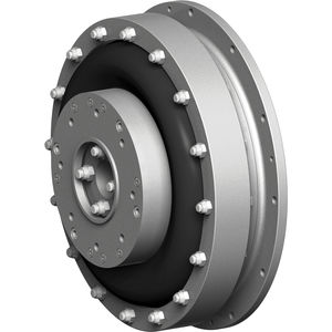 torsionally flexible coupling / for diesel engines / sleeve