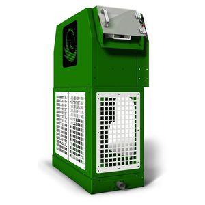 vibrating separator / metal / waste / plastic