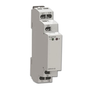 phase loss control relay