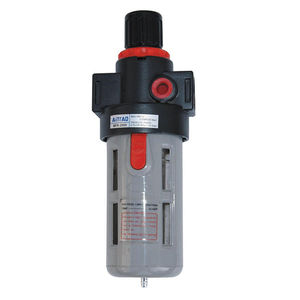 air filter-regulator / compressed air / compact / safety