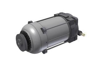 single-phase motor / induction / ATEX