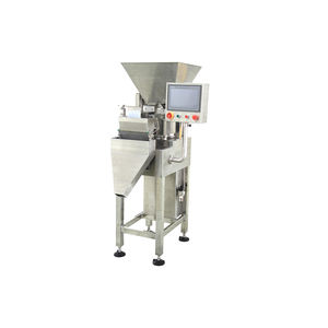 linear weighing machine / for the food industry / for granulates / for powders