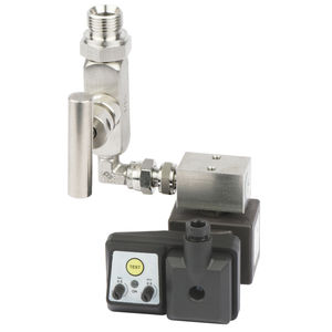 Timer-controlled drain - All industrial manufacturers