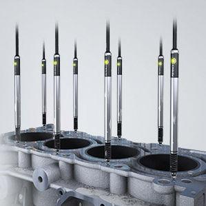 linear position sensor / digital / high-precision / waterproof