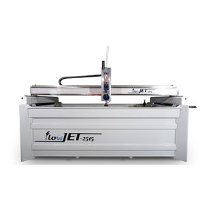 water-jet cutting machine