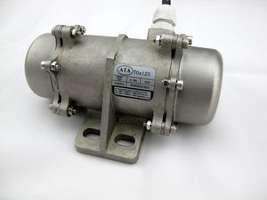 electric vibration motor / powder / industry / rotary