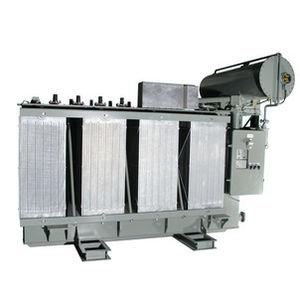 power transformer / distribution / dry / cast resin