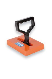 manually switched permanent magnetic lifter / for sheet metal / portable