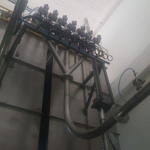 roller mixer mill