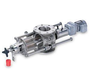 plastic rotary valve