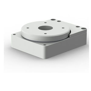 rotary stage / piezoelectric / ball bearing / closed-loop