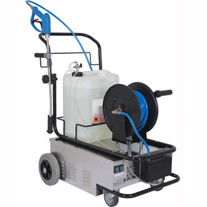 foam cleaner / cold water / single-phase / mobile