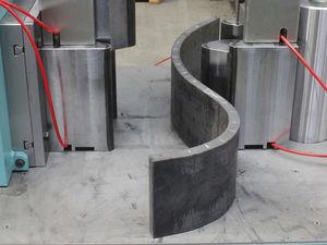 double pinch bending machine