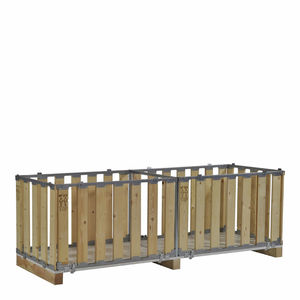 galvanized steel pallet box