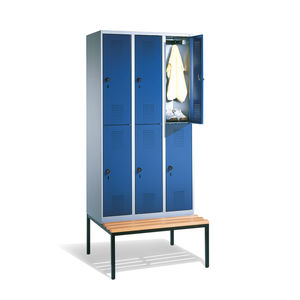 stainless steel locker / robust