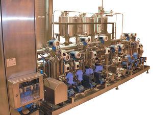 volumetric dispensing system