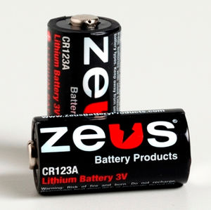 lithium rechargeable battery