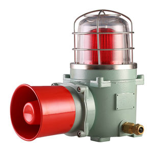 explosion-proof sounder / for harsh environments / weather-resistant / corrosion-resistant