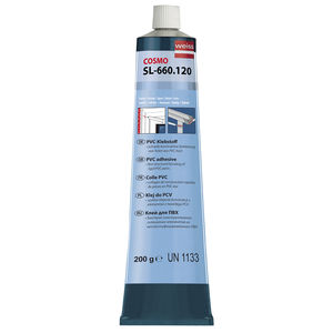 acrylic adhesive / single-component / industrial