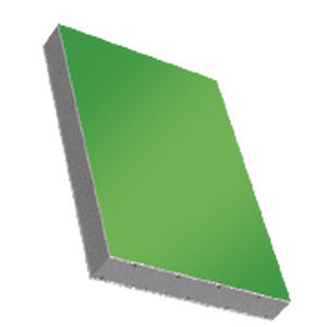 polystyrene foam core sandwich panel