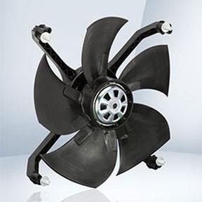 axial fan / cooling / EC motor / compact
