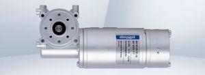 DC motor / brushed / 24V / 12V