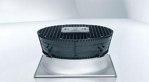 circular air diffuser / ceiling-mounted