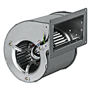 centrifugal fan / ventilation / double-inlet / AC