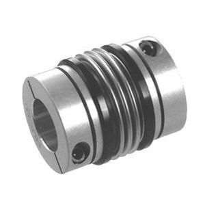 bellows coupling / for pumps / flange