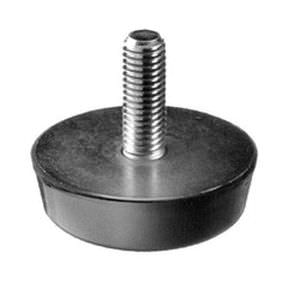 zinc-plated steel stop / cylindrical