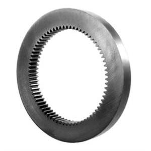 spur gear / straight-toothed / brass / internal