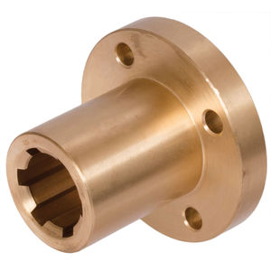 splined hub / with flange