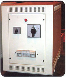 AC power supply current rectifier / three-phase / rack-mount / single-phase