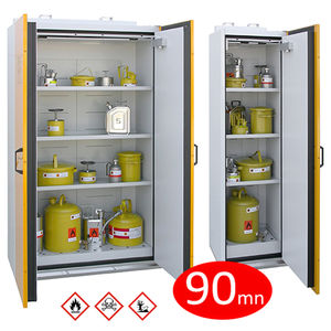 workshop cabinet / security / storage and dispensing / protective