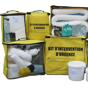chemical pollution emergency kit